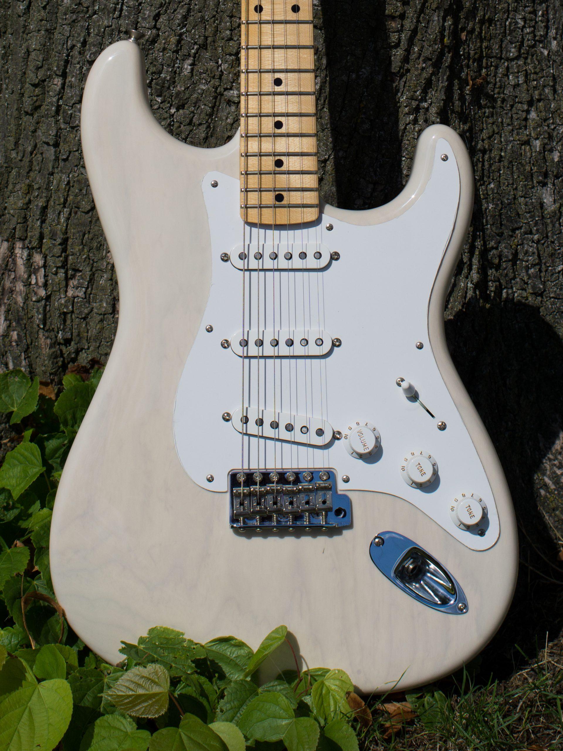 Fender Custom Shop '56 Stratocaster NOS  White Blonde
