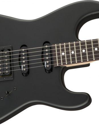 Charvel USA Select San Dimas® Style 1 HSS HT – Pitch Black – Pre Order!