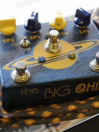 JAM Pedals The Big Chill – #07 – Ugly box