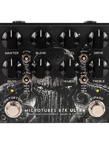 """Darkglass Electronics – B7K Ultra v2 –  Limited Edition """"The SQUID"""""""