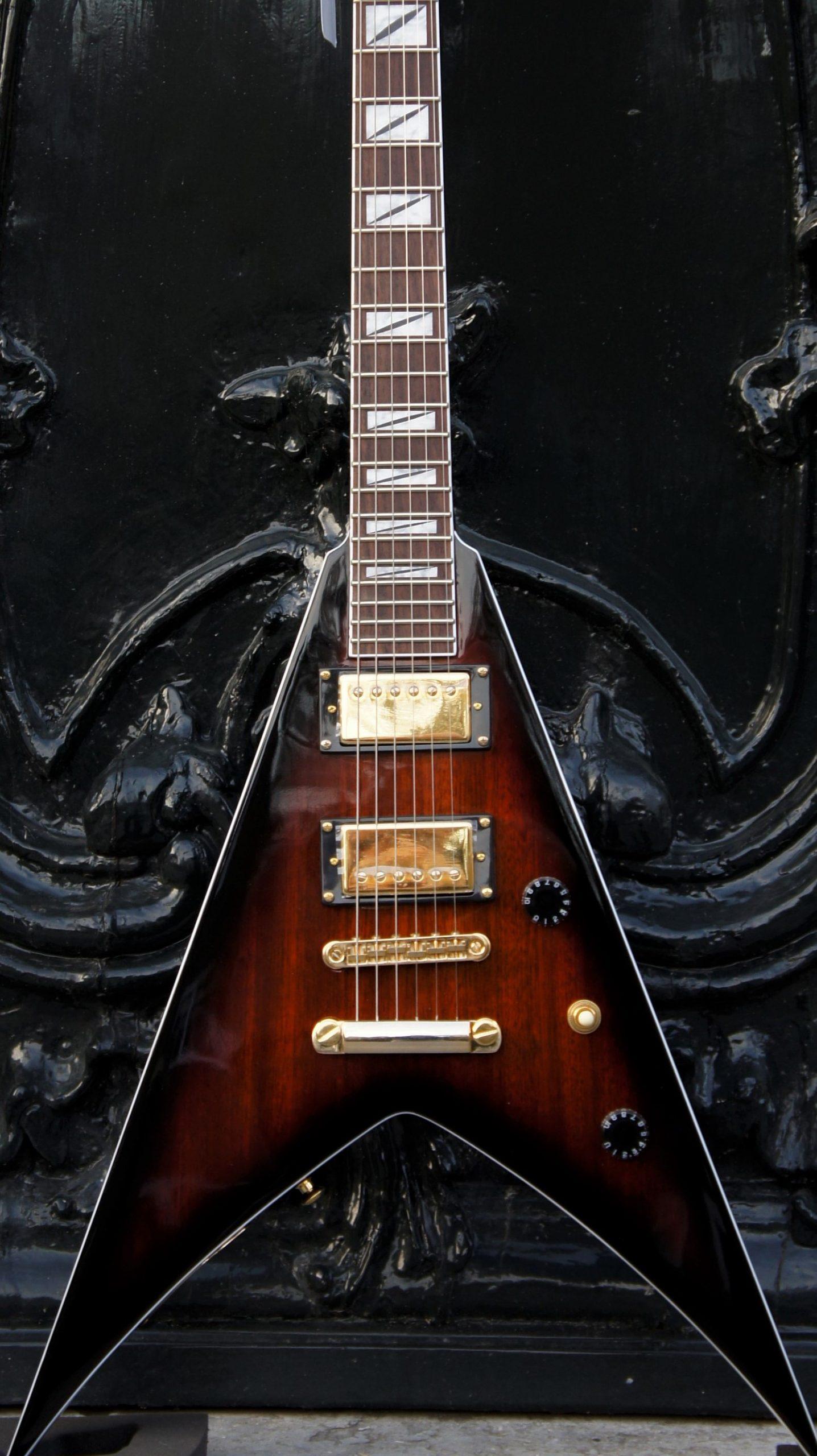 Jackson Pro Series KVT King V - 3-Tone Sunburst