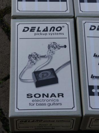 Delano Sonar 2 Active Preamp