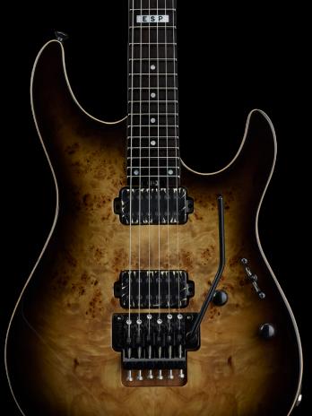 ESP E-II SN-2/BM/ Nebula Black Burst – Reservation !