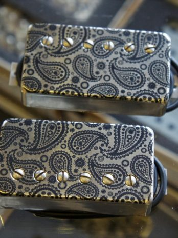 Bare Knuckle VHII 6 Set – Custom Shop – Paisley – 53mm