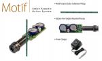 MiSi Motif – Recharcheable Acoustic Preamp