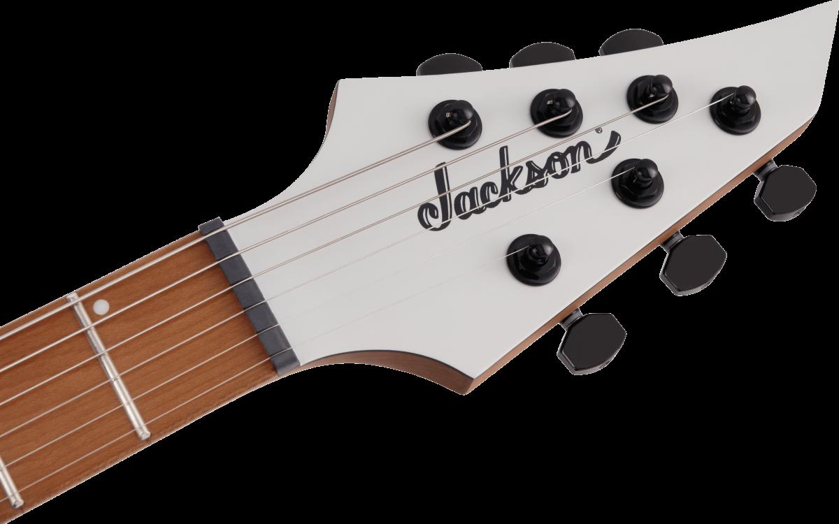 Jackson Pro Series Signature Misha Mansoor Juggernaut ET6 – Chalk Gray