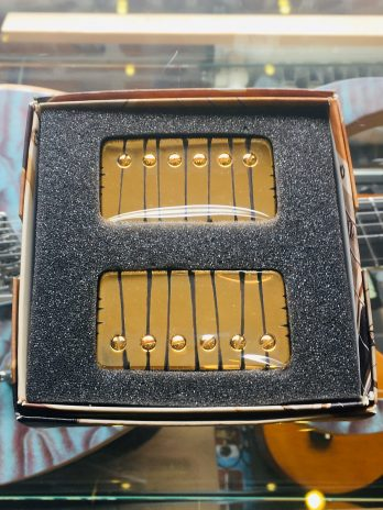 Bare Knuckle Nailbomb 6 set – Gold Tyger – 53mm
