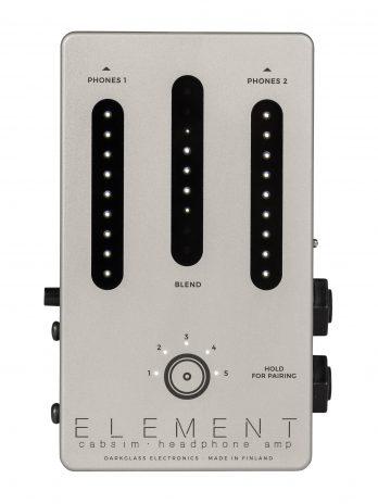 Darkglass Electronics Element Cabsim / Headphone amp