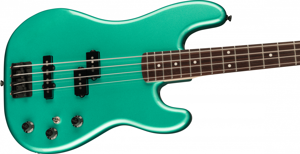 Fender  Boxer Series PJ Bass – Sherwood Green – Limited to 50 of each on this run!