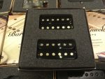 Bare Knuckle Bootcamp Brute Force Humbuckers – Black – 53mm
