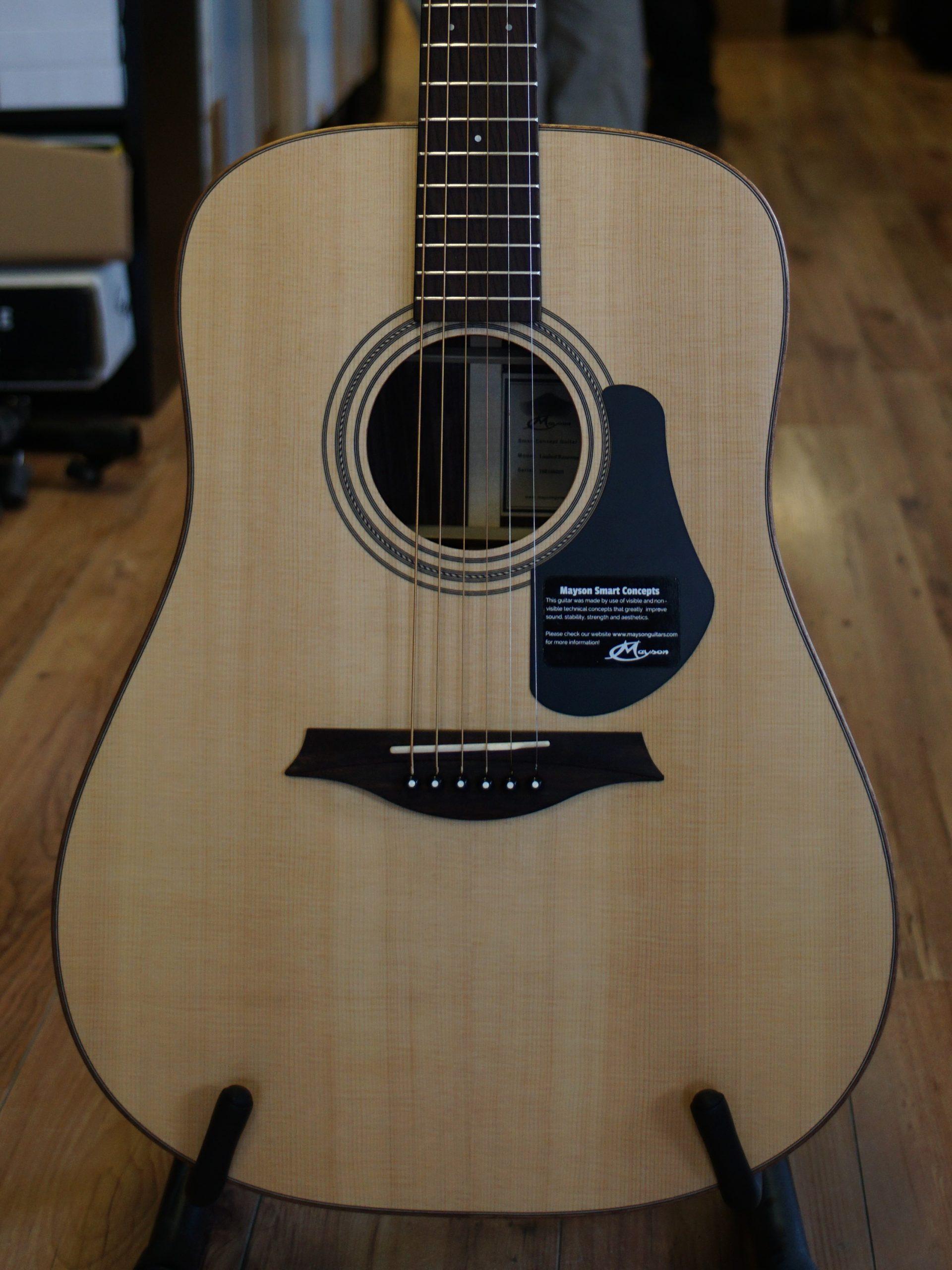 Mayson ECD50 - Limited Rosewood