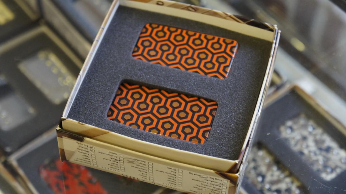 Bare Knuckle Aftermath 6 Set – Custom Shop – Carpet Cover – 53mm