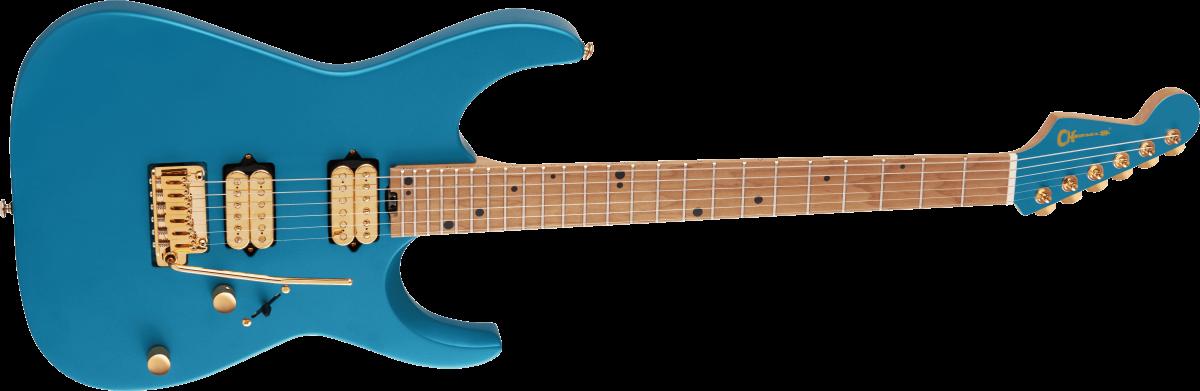 Charvel Angel Vivaldi Signature Pro-Mod DK24-6 Nova – Lucerne Aqua