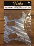 Fender Engine Turned 2x HB Pickguard