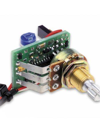 Fishman PRO-PCH-001 Powerchip Preamp/Mixer for Powerbridge – Short Shaft