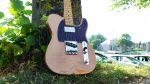Fender Rarities Chambered Telecaster Flame Maple Top – Natural