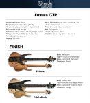 Ormsby Futura GTR 6 – Run 10 – Ziricote