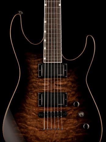 ESP LTD JM-II – Black Shadow Burst – Reservation !