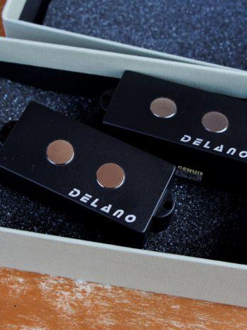 Delano PMVC 4 FE/M2 split coil humbucker – Black