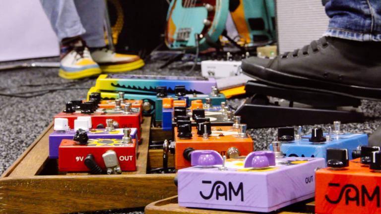 JAM Pedals Delay Lama +