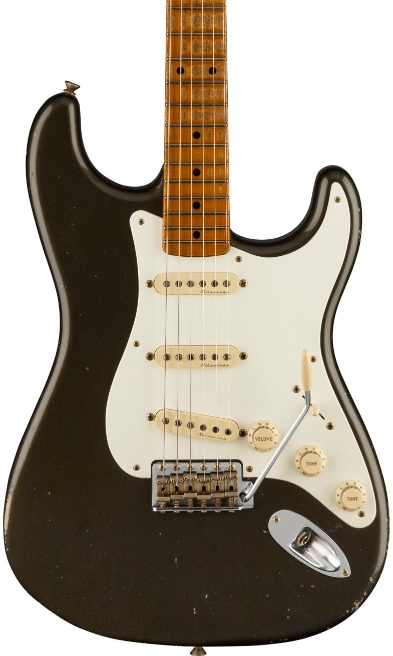 Fender Custom Shop 1956 Active Strat® - Journeyman Relic®, Masterbuilt by Todd Krause - Faded Racing