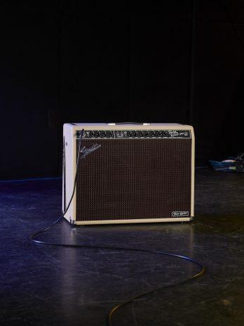 Fender Tone Master Twin Reverb – Limited Edition Blonde 230V