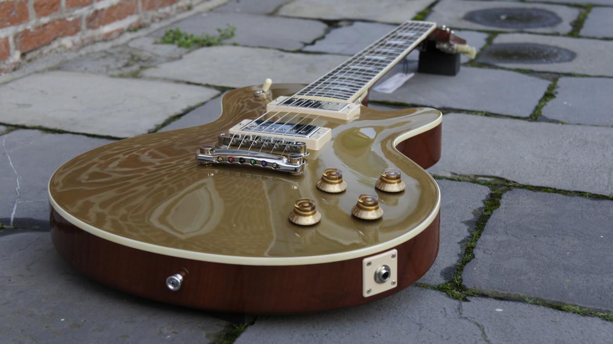 Eastman SB59-GD – Gold Top