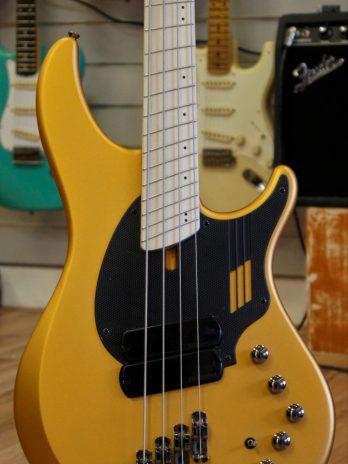 "Dingwall NG2 Adam ""Nolly"" Getgood Signature 4-String – Gold Matte"
