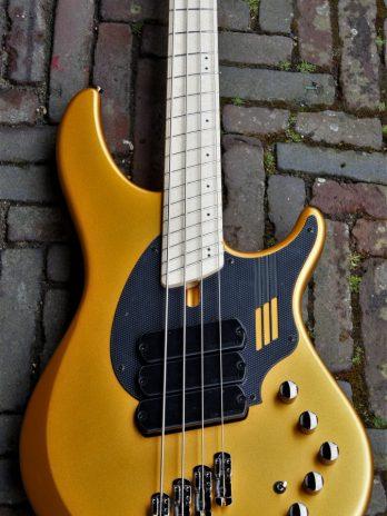 "Dingwall NG3 Adam ""Nolly"" Getgood Signature 4-String – Gold Matte"
