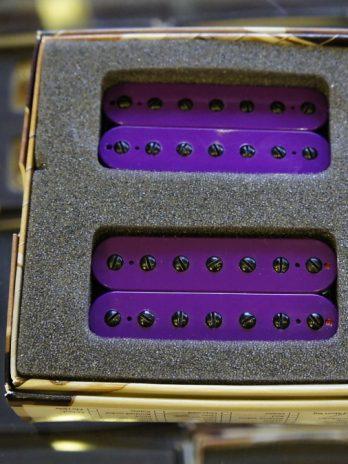 Bare Knuckle Silo 7 Set – Purple / Black Screw