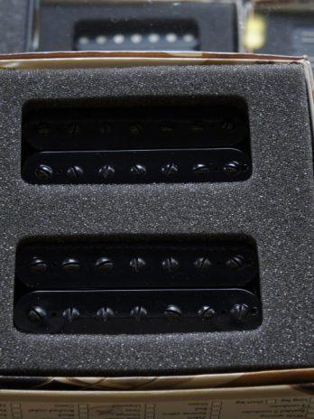 Bare Knuckle Silo 7 Set – Black / Black Screw