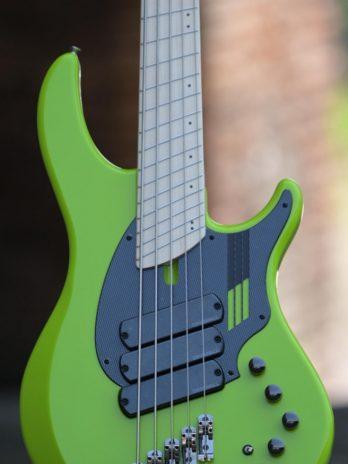 "Dingwall NG3 Adam ""Nolly"" Getgood Signature 5-String – Ferrari Green – 08870"