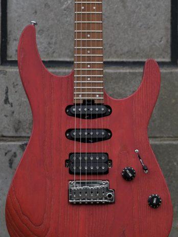 Charvel Pro-Mod DK24 HSS 2PT CM ASH – Red Ash
