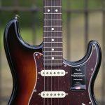 Fender American Professional II Stratocaster – 3-Color Sunburst