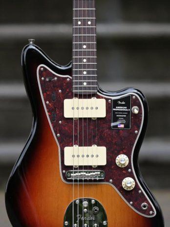Fender American Professional II Jazzmaster – 3-Color Sunburst