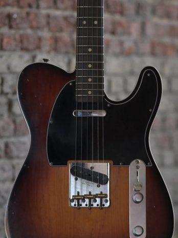 Fender Jason Isbell Custom Telecaster – Chocolate Sunburst