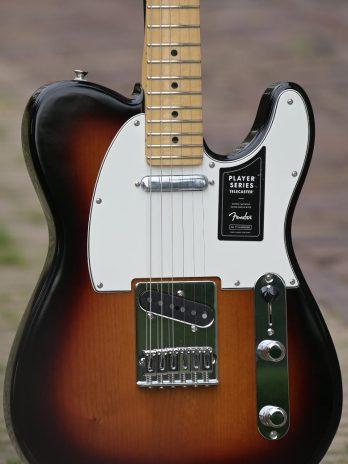Fender Player Telecaster MN – 3-Color Sunburst