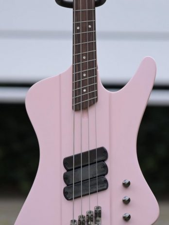 Dingwall D-Roc Standard 4-string – Custom Refinish Pink Satin