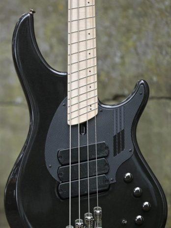 "Dingwall NG2 Adam ""Nolly"" Getgood Signature 4-String – Gloss Metallic Black"