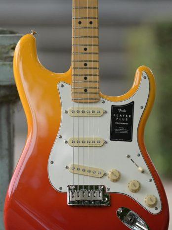 Fender Player Plus Stratocaster – Tequila Sunrise