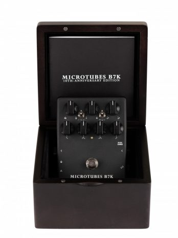 """Darkglass Electronics Microtubes B7K """"10th Anniversary"""" Limited Edition"""