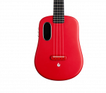Lava Music Ukulele – 26″ Concert – FreeBoost – Red