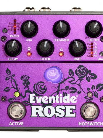 Eventide Rose Delay Pedal