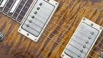 Patrick James Eggle Macon Single Cut Quilted Maple – Hot Gold Burst