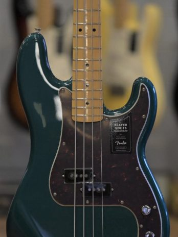 Fender LTD Player Precision Bass MN – Ocean Turquoise(Limited Color)