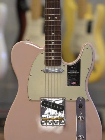 Fender LTD American Professional II Telecaster RW – Shell Pink(Limited Color)