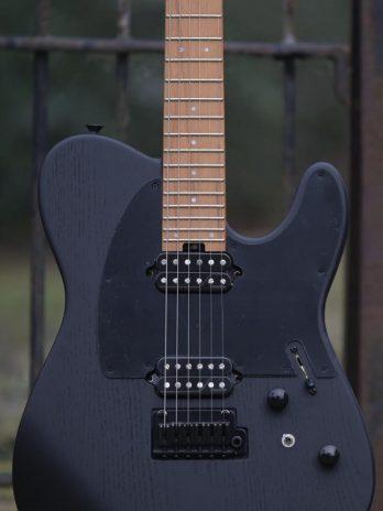 Charvel Pro-Mod So-Cal Style 2 24 HH 2PT CM ASH – Black Ash(1)