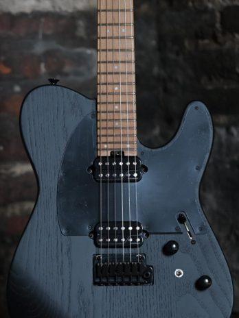 Charvel Pro-Mod So-Cal Style 2 24 HH 2PT CM ASH – Black Ash(2)
