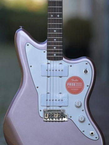 Squier Affinity Series Jazzmaster – Burgundy Mist