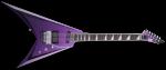 ESP Alexi Ripped Custom Shop – Purple Fade Satin w/ Ripped Pinstripes – PRE ORDER!